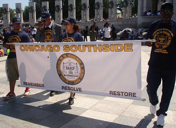 NAACP Chicago Southside 2013